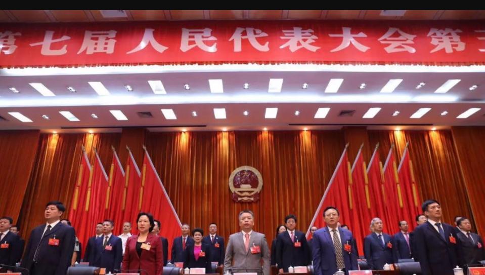 董事長張立出席三亞市第七屆人民代表大會第五次會議