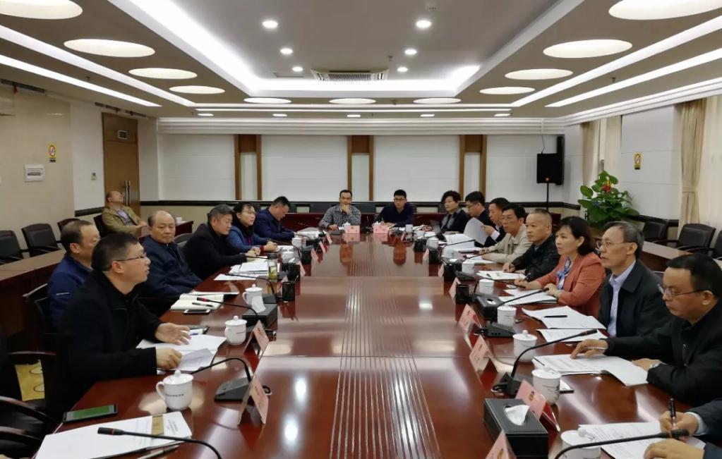 朱傳華副主席帶隊赴長沙、重慶考察調研優化營商環境工作